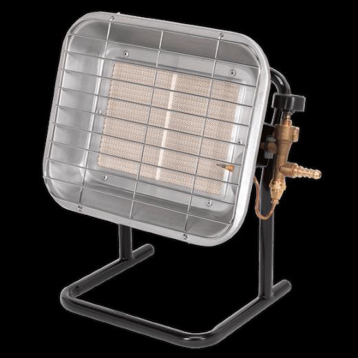 Sealey LP14 Propane Space Warmer Heater 10,250 to 15,354Btu/hr