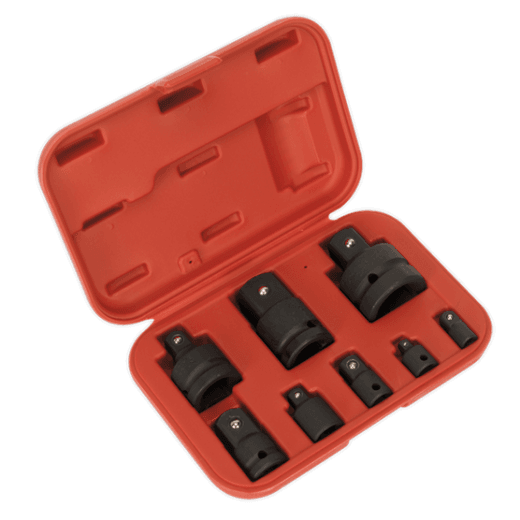 Sealey AK5900B 8pc Impact Socket Adaptor Set
