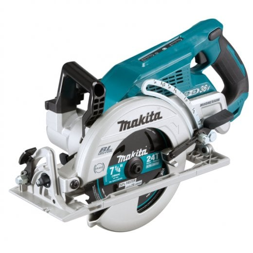 Makita DRS780Z Twin 18V Brushless Circular Saw 185mm LXT Body Only