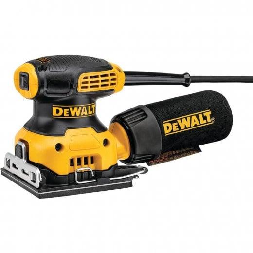 Dewalt DWE6411-GB 1/4 Sheet Orbital Sander 240v 3 Pin Uk Plug