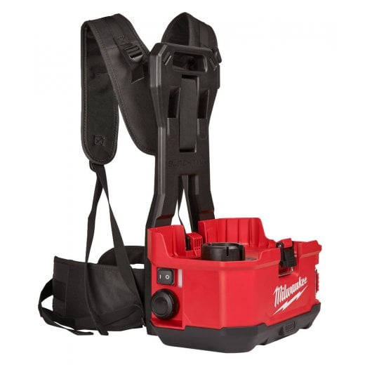 Milwaukee M18BPFPH-401 18v Cordless Switch Tank Harness 1 x 4.0Ah Battery & Charger