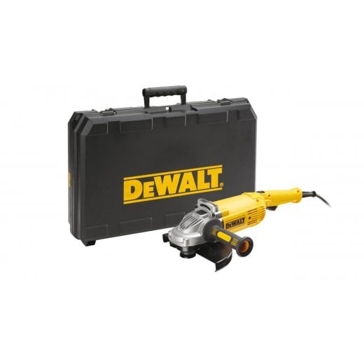Dewalt DWE492K-GB 230MM 240v Angle Grinder 2200 Watt Uk Plug