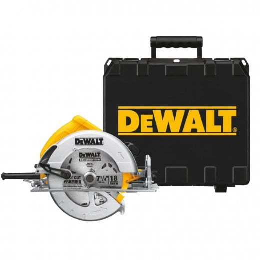 Dewalt DWE575K-LX 190MM 110v Circular Saw In Case 1600 Watt Motor