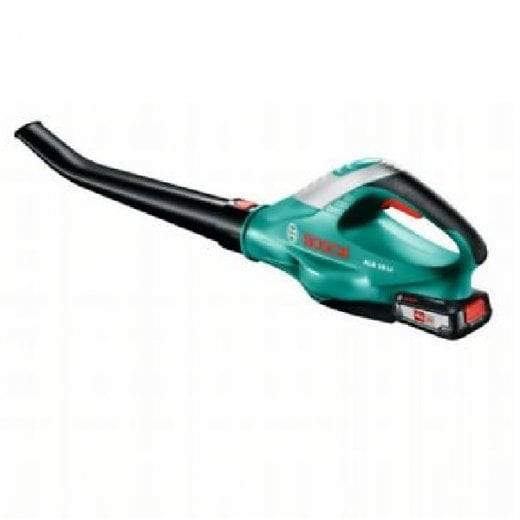 Bosch ALB18LI 18v Cordless Leaf Blower 1 x battery and charger