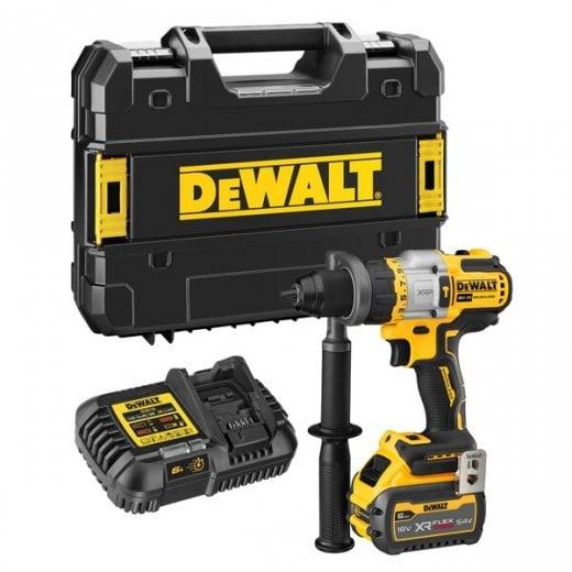 Dewalt DCDT999T1-GB 18v XR Hammer Drill With 6ah Battery