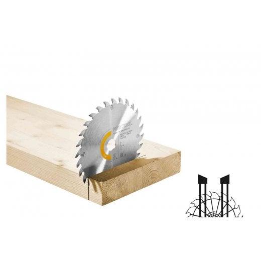 Festool 205551 160mm Universal Wood Saw Blade 28 Tooth TS55F