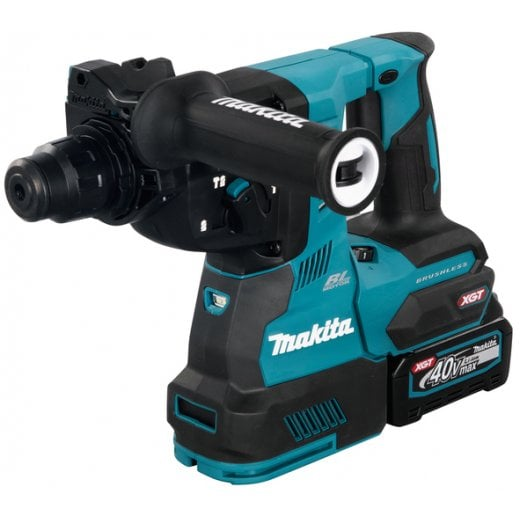 Makita HR003GD203 40v Max Cordless Rotary Sds Hammer Drill 2 x 2.5ah Batteries