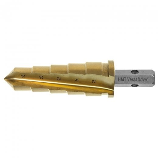 HMT VersaDrive IMPACTASTEP Cutter, 18-20-22-24-26mm