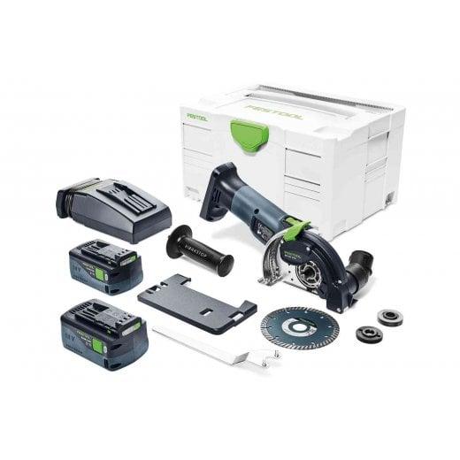 Festool DSC-AGC18 5,2 EBI-PLUS 18v Cordless Freehand Cutting System