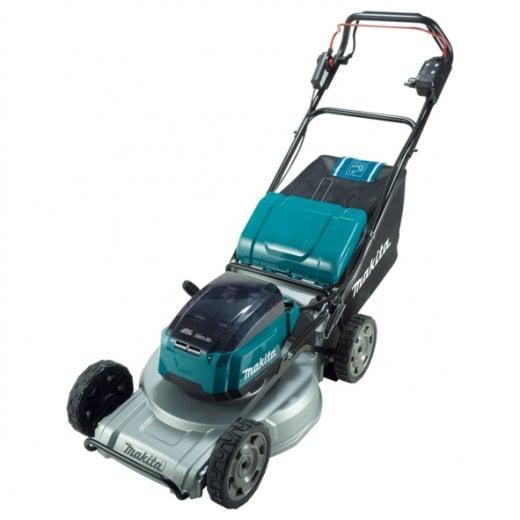 Makita DLM533PG2 Twin 18v Lawnmower Kit