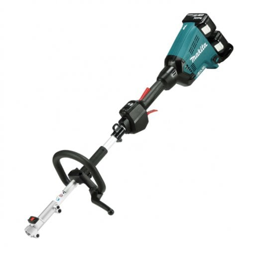 Makita DUX60PT2 Twin 18v Brushless Split Shaft Engine With 2 x BL1850 & Charger