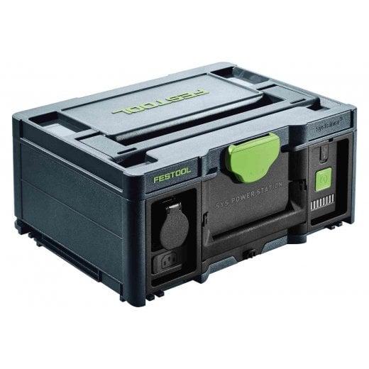 Festool 205722 Sys-Power Station Sys-PST1500 Li HP Mobile Power Hub 240V