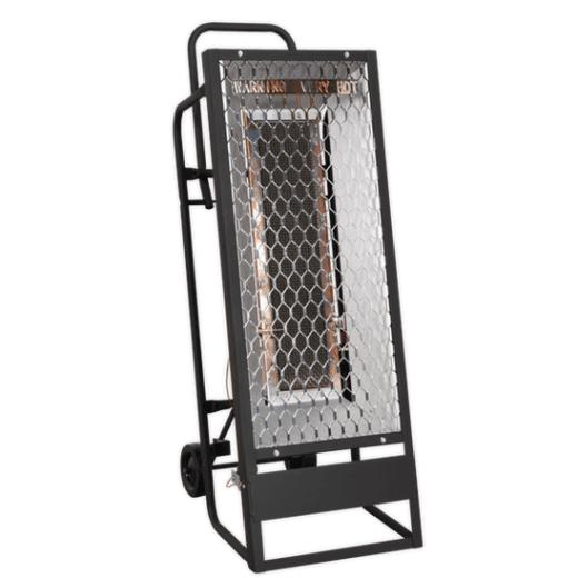 Sealey LPH35 Space Warmer Industrial Propane Heater 35,000Btu