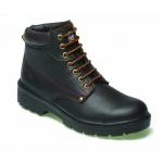 Antrim Safety Work Boot Brown
