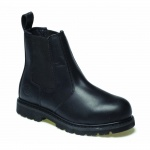 Safety Dealer Boot Black