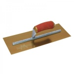 MPB165GSD Permashape Finishing Trowel with Gold S/S Blade