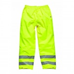 Highway Hi Visibility Safety Trousers Saturn Yellow