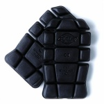 Black Lightweight Knee Pads