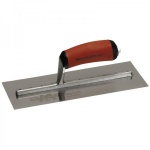 "Finishing Trowel - Durasoft Handle & S/S Blade 11""x4-1/2"""