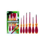 WHA-25477 SoftFinish electric screwdriver set 6 pieces SL/PZ