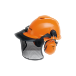 Special Helmet Set c/w Ear Defenders and Visor