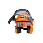 Integra Helmet Set c/w Ear Defenders and Visor