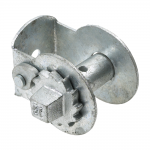 Ratchet Strainers Galvanised Finish