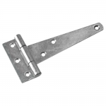 Heavy Duty Tee Hinges Self Colour (Pair)