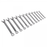 AK6325 12 Piece Combination Spanner Set