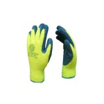 High visibility glove thermal