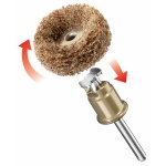 511S speedclic abrasive buffs 180/280