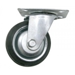 125mm Swivel Plate Castor Wheel 90Kg 3513