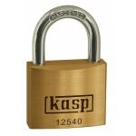 k12520d 125 Series 20mm Brass Padlock