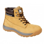 5150 iconic wheat nubuck safety boots