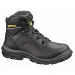 Black generator safety boots  7048 Size 7 Only