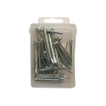 Assorted split pins 60 pieces