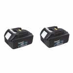 BL1830 18v 3.0amp Battery Twin Pack