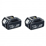 BL1840 18v 4.0Ah lithium-ion battery twin pack