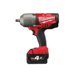 M18CHIWF12-402C 1/2 inch drive impact wrench 2 x 4.0Ah batteries In Fuel Bag