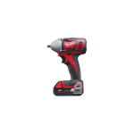 M18BIW38-202C 3/8 drive compact impact wrench 2 x 2Ah batteries