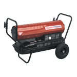 AB1008 Diesel Kerosene Space Heater 100,000btu/hr