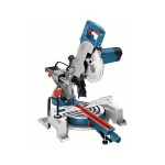 Chop Saw GCM800SJ 216mm Sliding Mitre Saw single bevel 240v