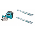 SP6000K1 Plunge Saw With 2 Guide Rails 110v Or 240v