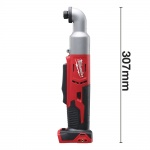M18BRAID-0 M18 Cordless Brushed Right Angle Impact Driver Body Only