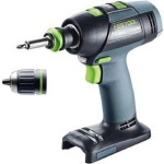 Cordless Drill T18+3LI 18v Drill Body Only in systainer 574763