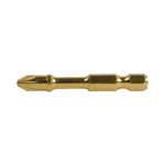 B-28276 50mm Impact Gold Torsion Screwdriver Bit PZ1
