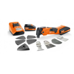AFMM18 18v Cordless Multimaster Set 71291261240
