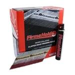 90mm x 3.1mm First Fix Plain Shank Nails Galv 2200 2 Gas Cells