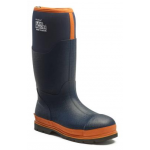 FW9902 Landmaster Pro Safety Welington Boot Blue
