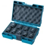 D-41517 1/2 Drive Std Impact Socket Set 9 Piece